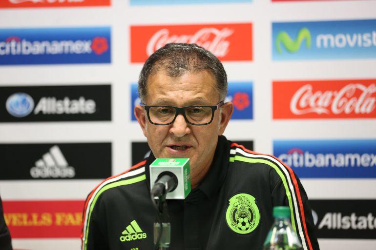 """Juan Carlos Osorio: """"El futuro del futbol mexicano es responsabilidad nuestra"""""""