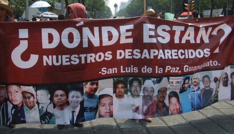 Los caídos: buscaban a sus desaparecidos, clamaban justicia y encontraron la muerte