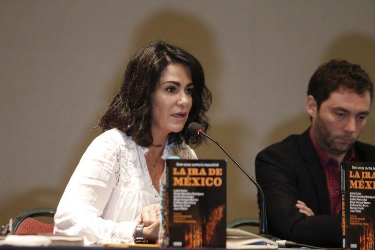 """""""No hay solución a la persecución de periodistas, la impunidad es lo que intenta silenciarnos"""": Lydia Cacho"""