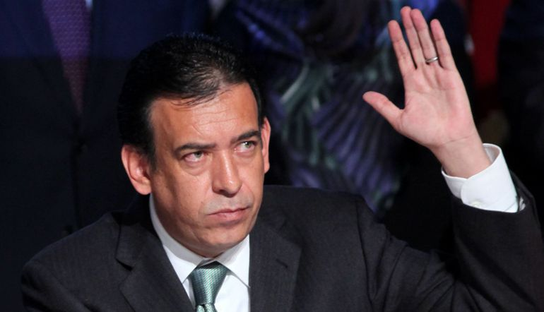 """""""En la política como en la cacería, a la hembra no se le toca"""": Moreira"""