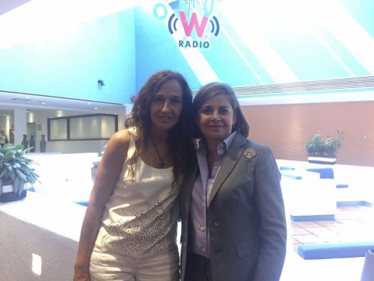 """""""En café con la Braun"""": Mónica Flores presidenta de ManPower"""