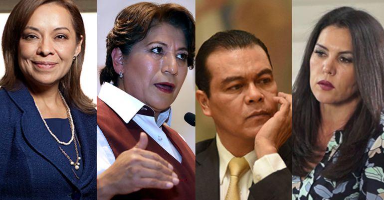 #CazaCandidatos Cuatro de los cinco candidatos al Edomex dicen sus pronósticos a días de las elecciones