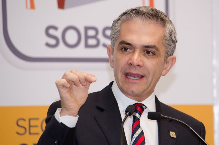 """Alcaldías Abiertas"", tendrán que estar apegadas a la Constitución: Mancera"