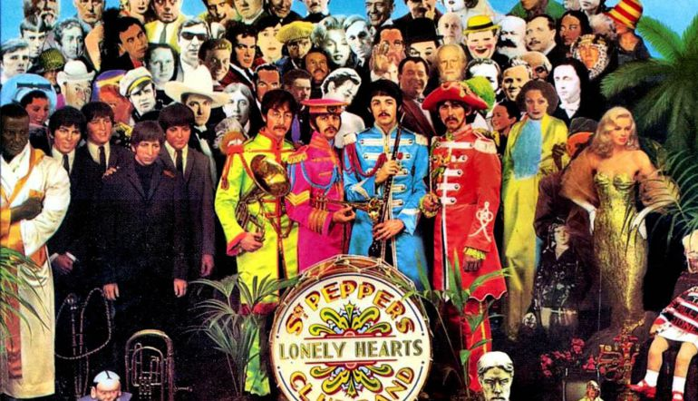"""Sgt. Pepper's Lonely Hearts Club Band es una obra maestra"": Julia Palacios"