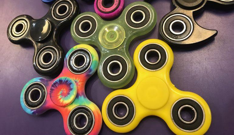¿Qué son y para qué sirven los spinners?