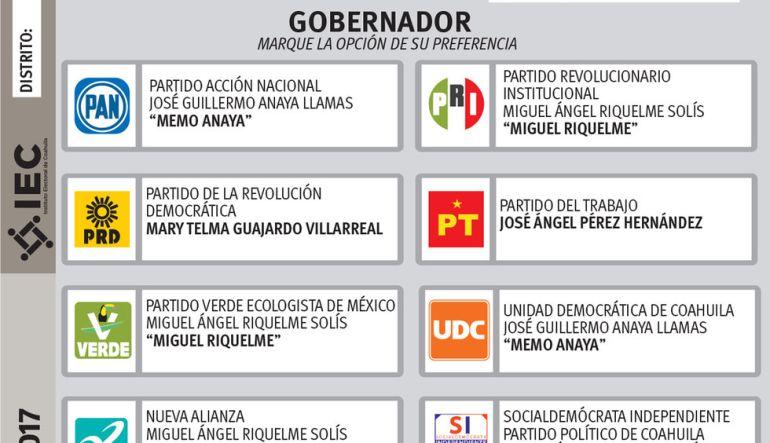 """""""Fue una ineptitud brutal del Instituto Electoral de Coahuila"""": Javier Garza"""