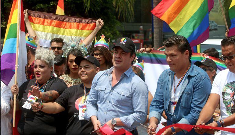 Matrimonio igualitario es una agenda que debemos seguir impulsando: Aristóteles Sandoval