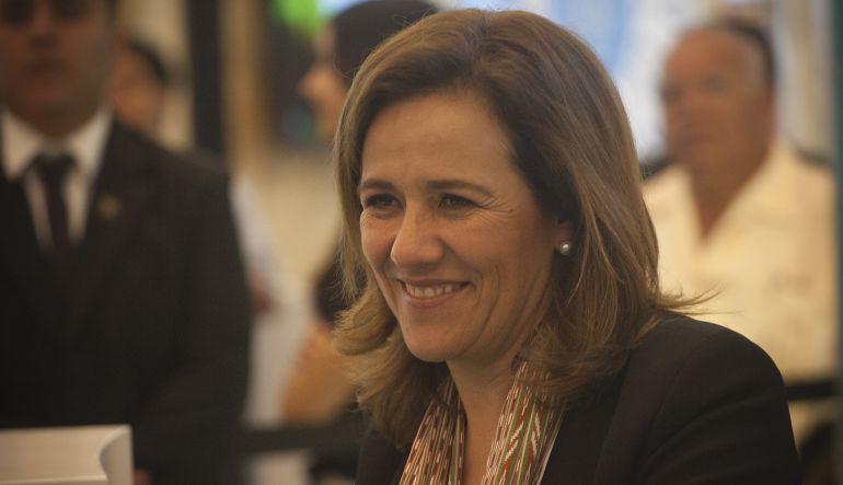 Urge que el PAN defina un candidato: Margarita Zavala