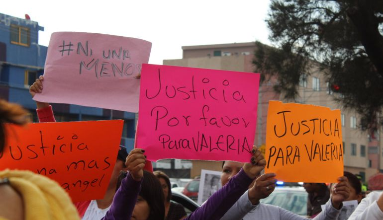 """""""El caso de Valeria lo vivimos todos los días"""": Observatorio Ciudadano Nacional del Feminicidio"""