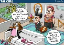 #AsíSopitas: Caricatura de un periódico mexicano causa indignación en Guatemala