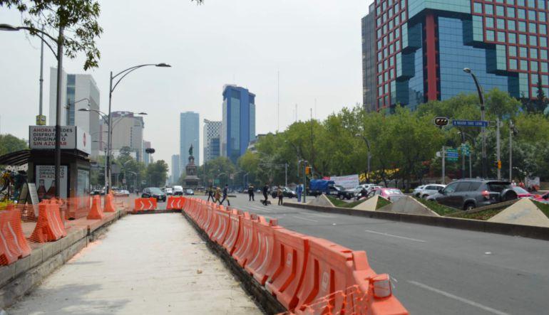 """CDMX:: """"La línea 7 del Metrobús es un proyecto mal planeado"""": AMDA"""
