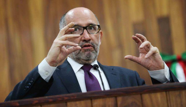 """""""Me preocupa que los DDHH se vean como un 'estorbo' para la seguridad pública"""": Ministro José Ramón Cossío"""