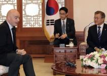 #AsíSopitas: Proponen a Corea del Norte como sede del Mundial 2030
