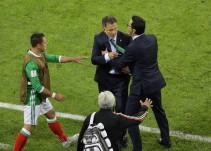 #AsíSopitas: Osorio se disculpa por perder el control ante Nueva Zelanda