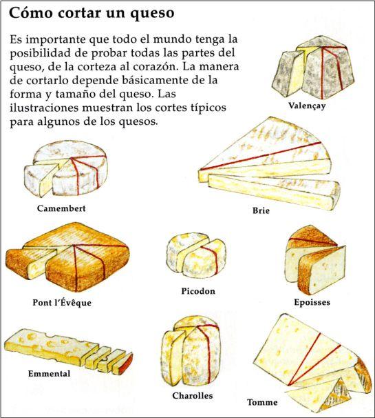 Carreras, trabajo, queso.: ¿Cómo le hacen?: El fino arte de afinar quesos