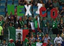 #AsíSopitas: Expulsan a aficionados mexicanos de la Copa Confederaciones