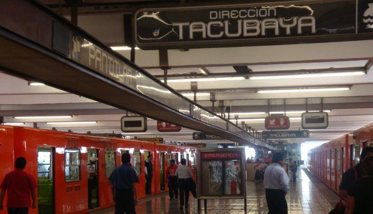 Inundaciones alcanzaron metro y medio de altura: Gaviño, Titular STC Metro