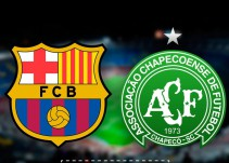 #AsíSopitas: Confirman fecha para el partido entre Barcelona y Chapecoense