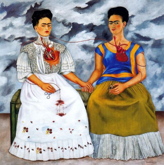 Pintores, mexicanos, arte.: Lo que no sabías sobre Frida Kahlo