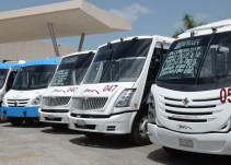 #AsíSopitas: Ayuntamiento de Campeche exhorta a ciudadana a no rayar unidades de transporte público