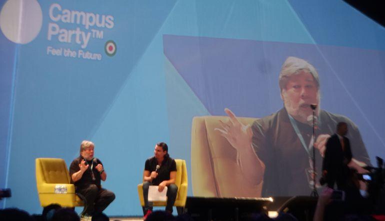 Crear por ti mismo es una habilidad para la vida: Steve Wozniak, cofundador de Apple