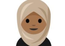 #AsíSopitas: Rayouf Alhumedhi, la mujer detrás del emoji con 'hijab'