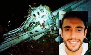 #AsíSopitas: Alan Ruschel, sobreviviente del Chapecoense jugó por primera vez después del accidente