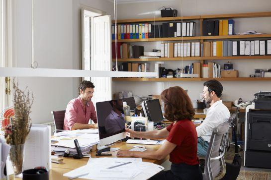 ¿Cuándo salir corriendo de tu trabajo?
