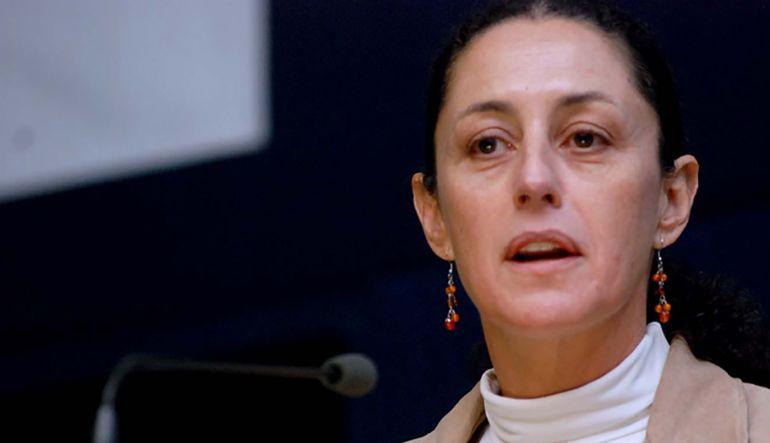 """""""AMLO no tiene injerencia en Tlalpan"""": Claudia Sheinbaum, Jefa delegacional"""