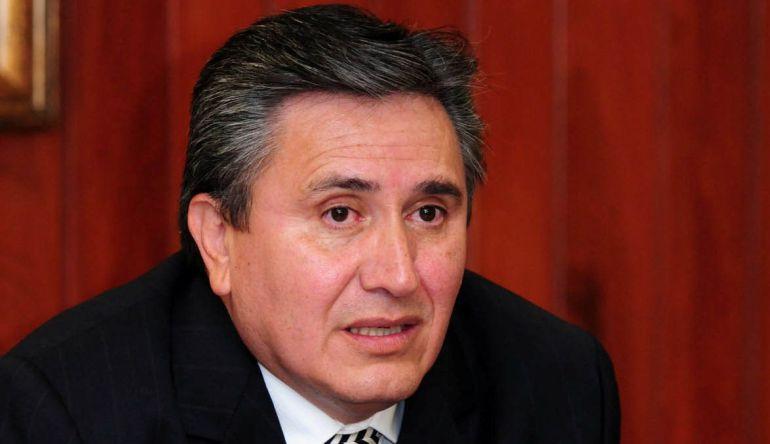 """""""Ven a la CNDH como un adversario"""": Luis Raúl González Pérez"""