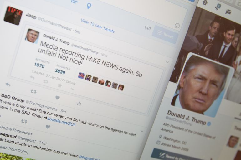 """""""Las Fake News se han profesionalizado, su veracidad ya no es relevante"""": Mario Campos"""