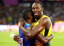 #AsíSopitas: Victoria de Justin Gatlin opaca el final de la era 'Usain Bolt'