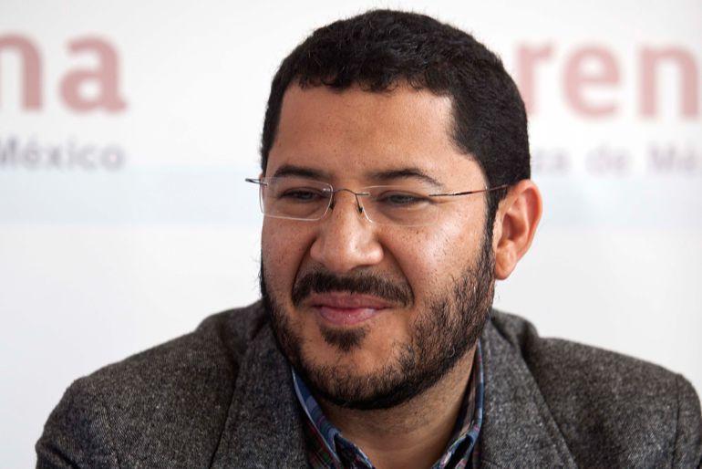 """""""El Gobierno de la CDMX perdió la disciplina en el manejo del tema de seguridad"""": Martí Batres"""