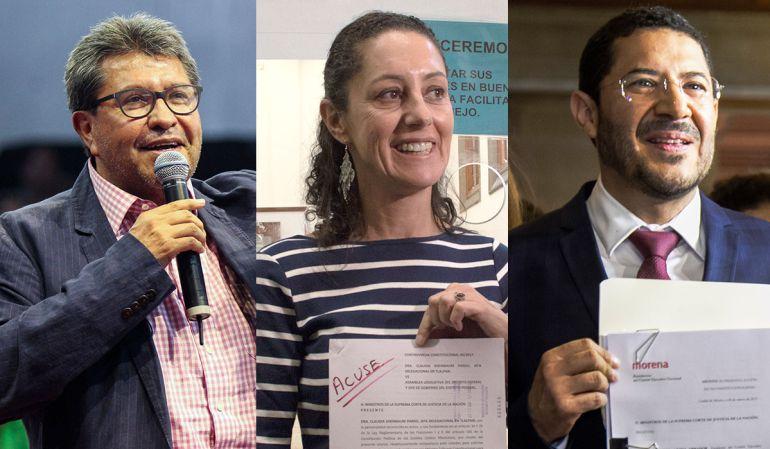 """""""Será una contienda cerrada"""": Ricardo Monreal, Jefe Delegacional en Cuauhtémoc"""