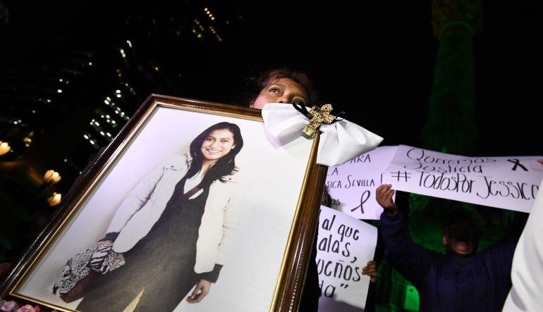 """""""La decapitaron y desollaron, eso no se le hace ni al peor criminal"""": Juana Pedraza, sobre el asesinato de su hija Jessica Sevilla"""