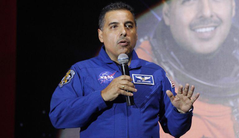 """""""Hace 99 años no pasaba un eclipse de costa a costa"""" José Hernández, astronauta"""