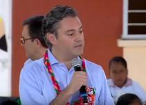 """""""Clases, en todas las escuelas"""" Aurelio Nuño"""