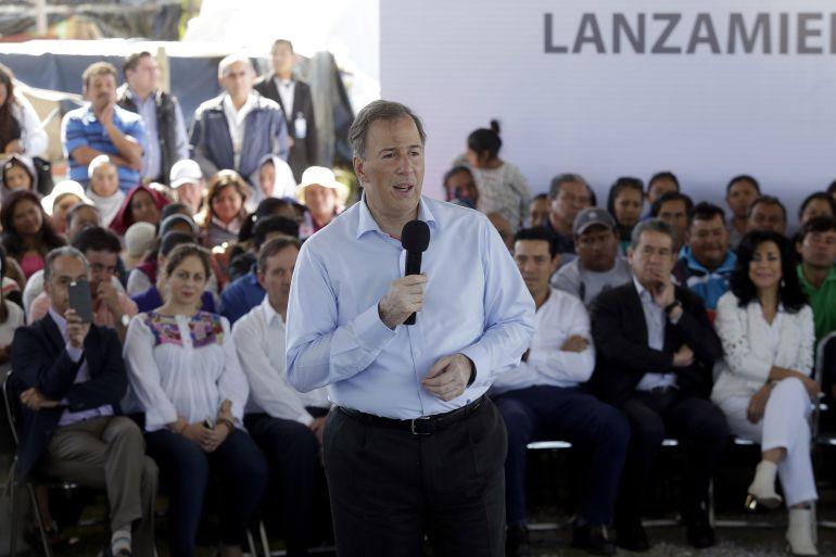 Dichos de Trump sobre TLCAN no afectarán a la economía mexicana: José Antonio Meade