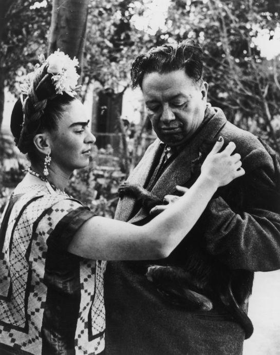 El último sueño de Frida y Diego