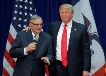 Donald Trump concede indulto al polémico alguacil Joe Arpaio