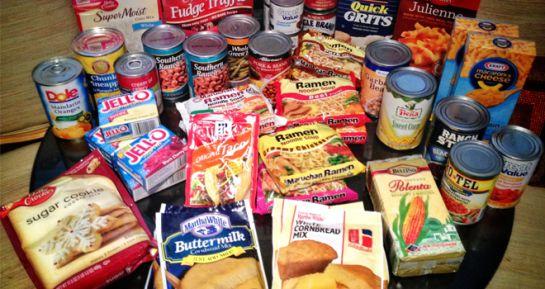 Enfermedades causadas por los alimentos procesados