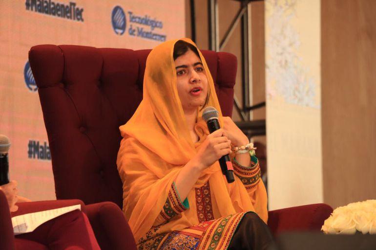 """""""Malala en México, un mensaje para la educación"""""""