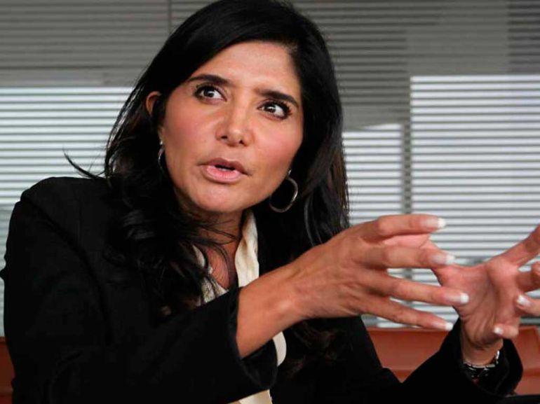 """""""Si no sacamos al PRI las cosas no van a cambiar"""": Alejandra Barrales"""