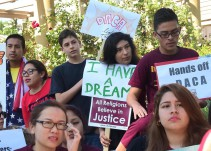 """Mexicanos beneficiarios del DACA salvan vidas tras afectaciones de """"Harvey"""""""