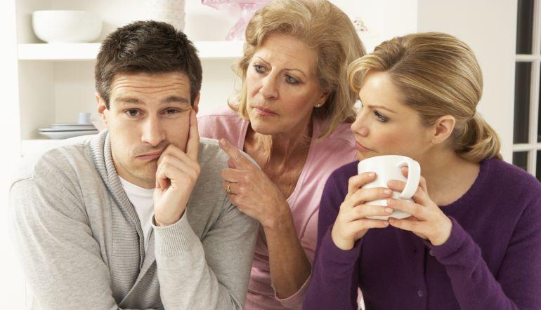 Lo que no resuelves con tus padres lo llevas a tu pareja