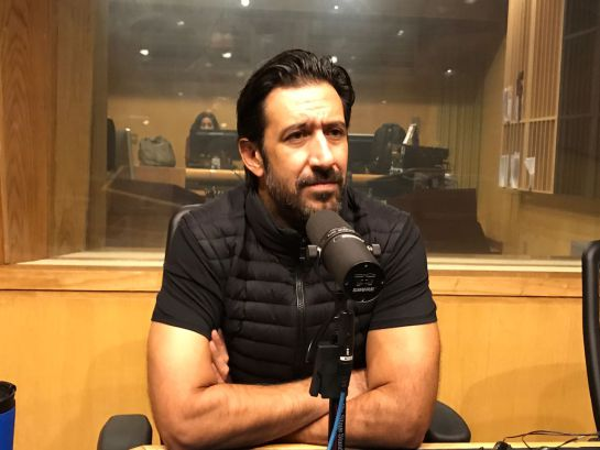 """""""Yo no he visto ninguna otra narcoserie; no me gustan"""": José María Yazpik"""