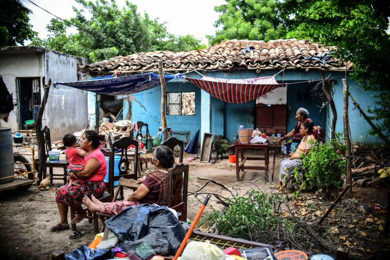 Abusos e inseguridad tras sismo en Juchitán