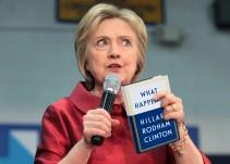 """""""Sentí que decepcioné a todo el mundo"""": Hillary Clinton en su libro 'What Happened'"""