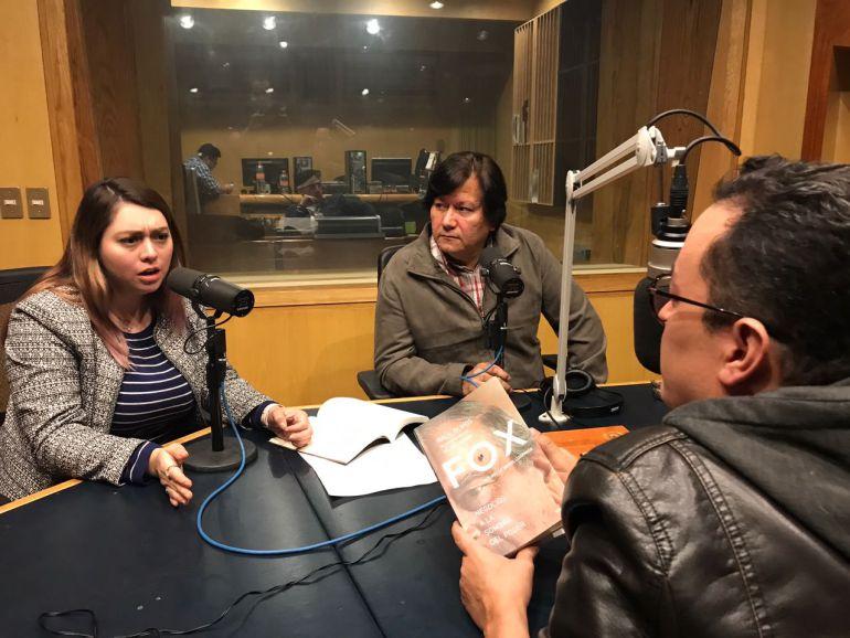 """Raúl Olmos y Valeria Durán presentan el libro: """"Fox: negocios a la sombra del poder"""""""