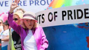 Fallece Edith Windsor, líder que luchó por el matrimonio igualitario en EE.UU